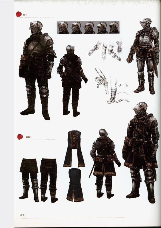 Ballistic Character Design Pdf : Dark souls design works artbook scribd fantasy