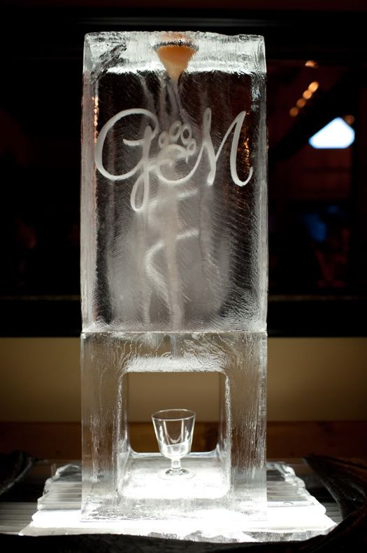 Wedding Reception Ice Luge Shut The Front Door That Would Be Awesome Brainstorming Pinterest And