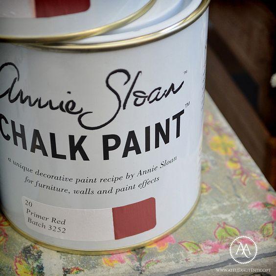 Annie Sloan Chalk Paint™ decorative paint at Atelier Autêntico