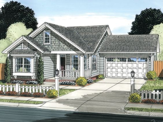 Eplans cottage house plan 1420 square feet and 3 bedrooms for Www eplans com