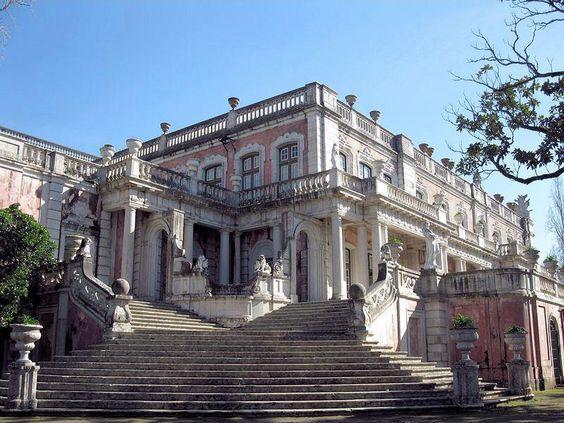 Palácio Nacional de Queluz.