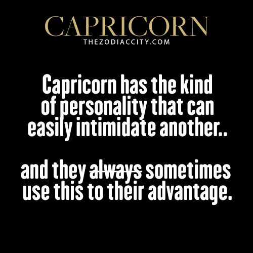 Zodiac Capricorn Facts. Get Familiar With Your Zodiac Sign
