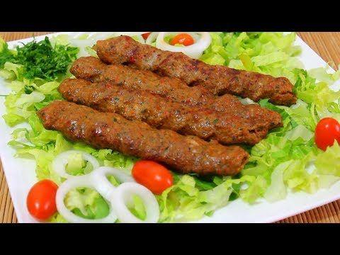 كباب مشوي بأنجح طريقة و أطيب تتبيلة Youtube Food Egyptian Food Meat