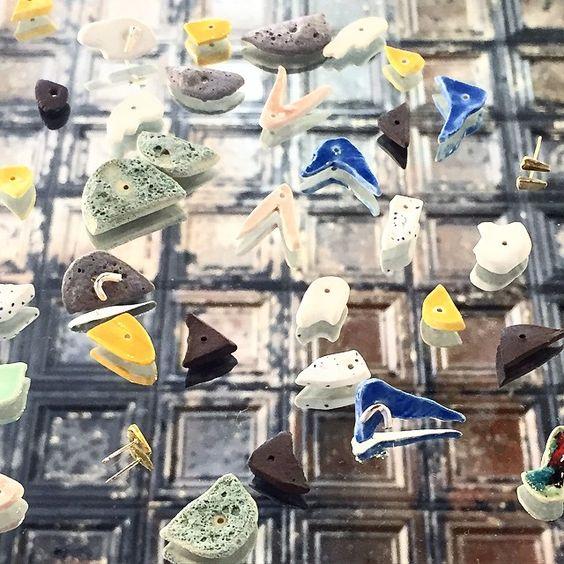 @jesssicahans Studs and Ceramic collaboration ⚪️