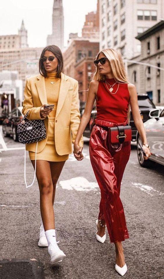 """Los """"Total Looks"""" Son Los Outfits Más Chic De La Temporada De Frío   Cut & Paste – Blog de Moda"""