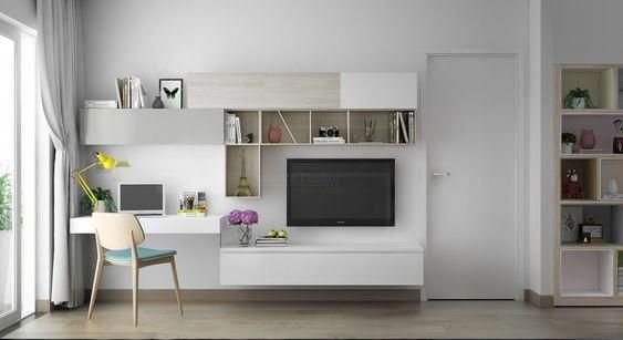 Modularhomeofficefurniturecabinets In 2020 Living Room Tv Unit