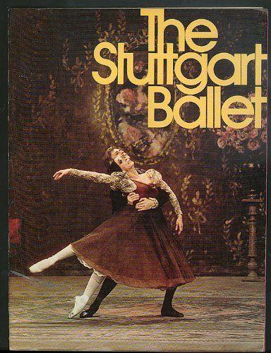 Amazon.com: Programa lembrança Stuttgart Ballet EUA Tour 1975-6 Marcia Haydee Egon Madsen: Entretenimento Collectibles: