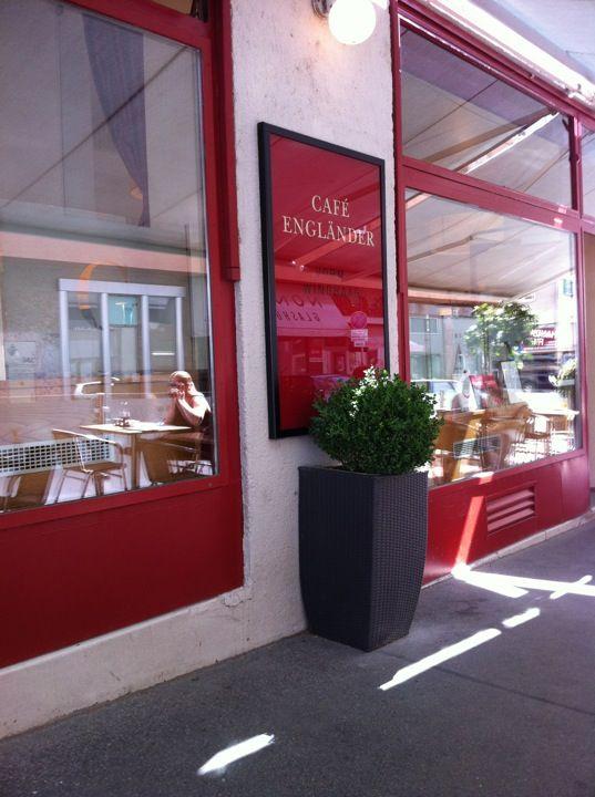 Cafe Engländer in Wien, Wien