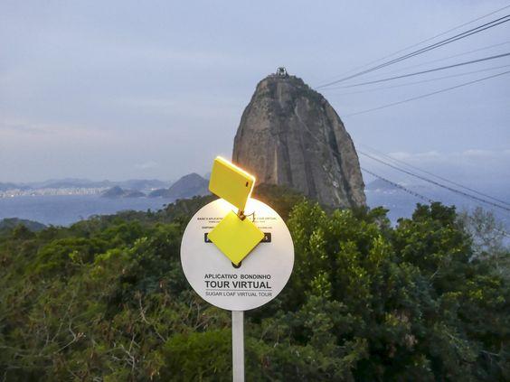 Roxxane Fly to Rio! kabelloses Licht // cableless light, Photo: Tom Bloch