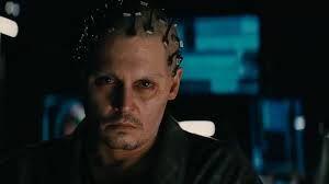 Johnny Depp convertido en una máquina en el primer tráiler de 'Trascendence'