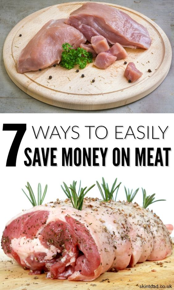 Meat is a staple for a lot of us in our diet. It can be used in so many ways in recipes, which makes it versatile to cook with. But what can you do to save money on meat?