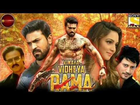 Ramcharan2019 Newfull Hindidubbedmovie Vinaya Vidheya Rama South Indian Movie Hindi Dubbed Youtube In 2020 Latest Hindi Movies Hindi Movie Film Hindi Movies