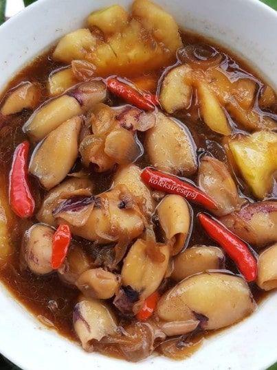 Resep Cumi Masak Bawang Merah Mudah Enak Mantab Resep Resep Masakan Masakan