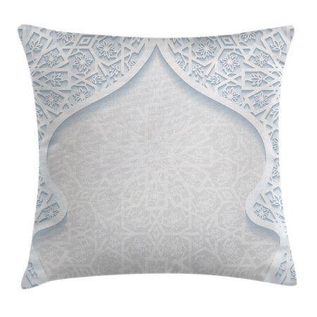Traditional House Decor Throw Pillow Cushion Cover Arabesque