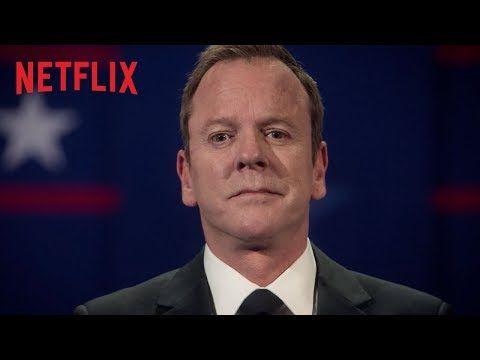 Designated Survivor Season 3 Running For Re Election Netflix Youtube Designated Survivor Political Thriller Netflix Online
