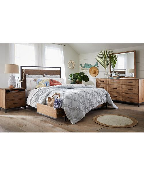 Furniture Gatlin Storage Platform Bedroom Furniture Collection Created For Macy S Reviews Furniture Macy S Bedroom Collections Furniture Furniture Furniture Collection