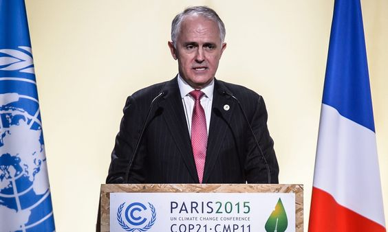 Australia ranked third-last in climate change performance of 58 countries  2016 Climate Change Performance Index released at Paris climate summit, day after Julie Bishop said Australia was meeting and beating its climate targets