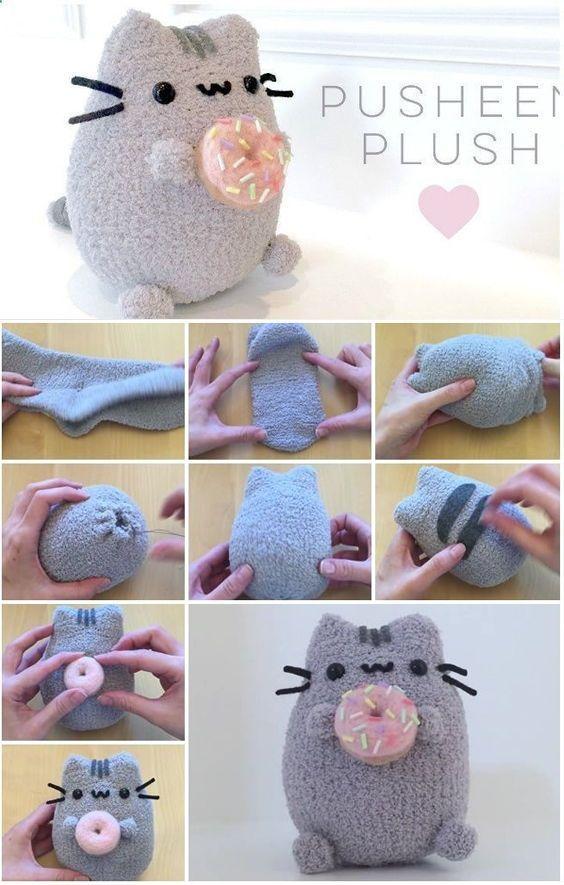Sew Cute Sock Crafts Sewing