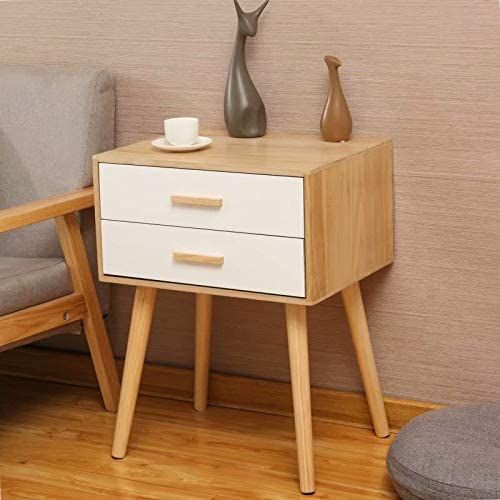Vanimeu Bedside Table Bedside Tables And Nightstands For Stylish Coastal Bedrooms Looking To Create Your Dream Bedroom Add A Coastal Twist With These Stylis In 2020