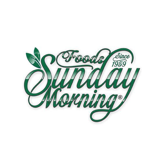 Sunday Morning Foods In 2020 Sunday Morning Food Morning Food Food Company Logo