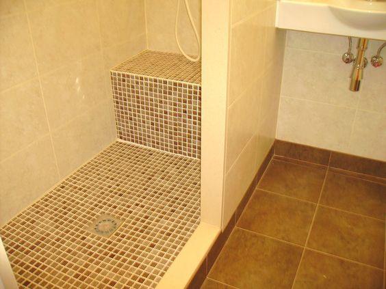 Cuartos de ba o peque os con plato de ducha buscar con google ba os peque os pinterest - Ver cuartos de bano con plato de ducha ...