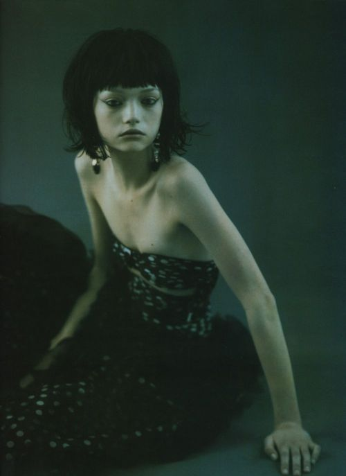 Gemma Ward by Paolo Roversi: