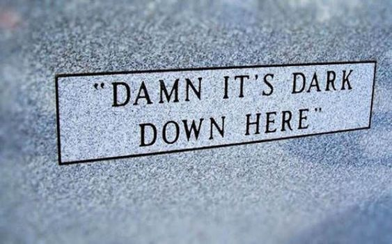 35 Hilarious Headstones and Amusing Epitaphs From People Who Were Too Witty For This Earth