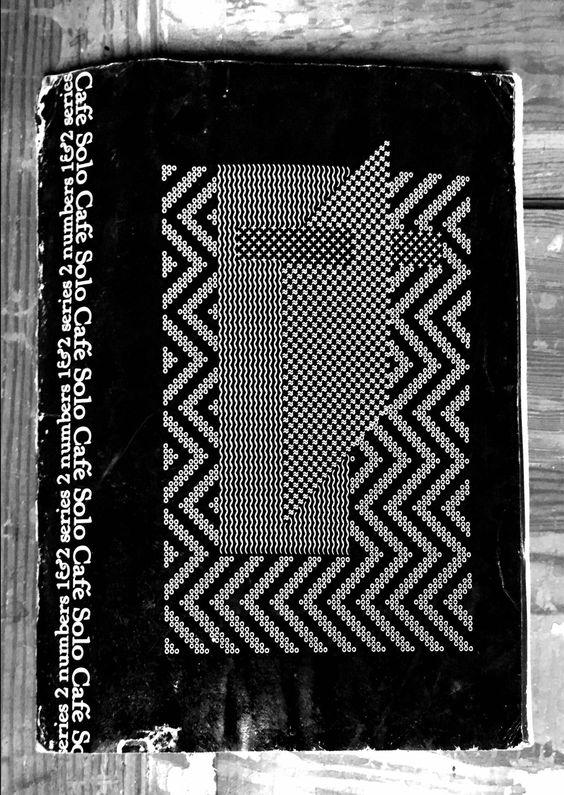 Typogliphic visual poems by Karl Kempton.