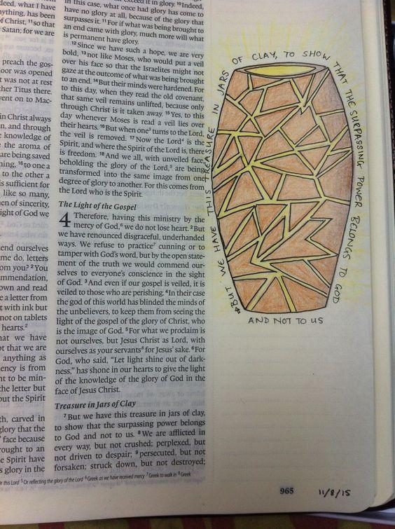 Bible journal 11/08/15