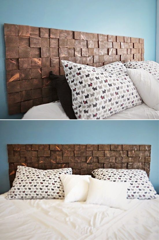 14 Easy And Creative Diy Headboard You Should Try Headboard Diy