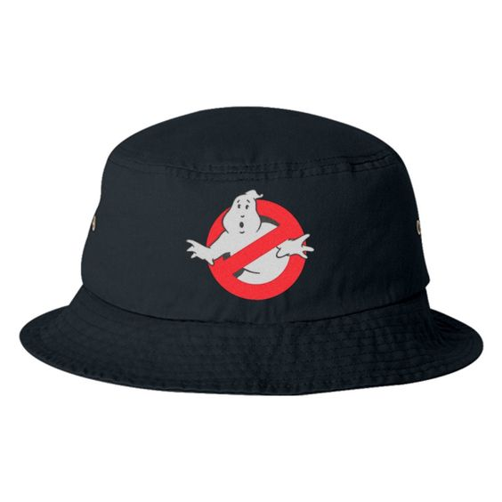 Ghostbusters Embroidered Bucket Hat