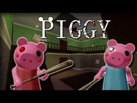 Themr Roblox Youtube Roblox Piggy Default Peppa Pig Theme Song Youtube In 2020 Roblox Piggy Peppa Pig Memes