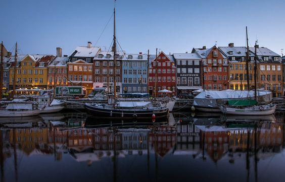 Las migas me persiguen: Klostergarden, Copenhague, Hovedstaden