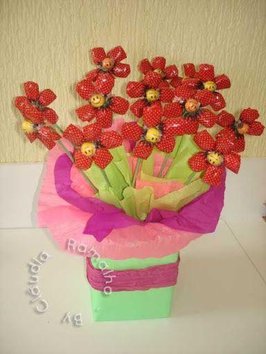 Flor bala