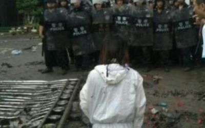 Chinese Anti-Chem Protest Goes Viral and Wins