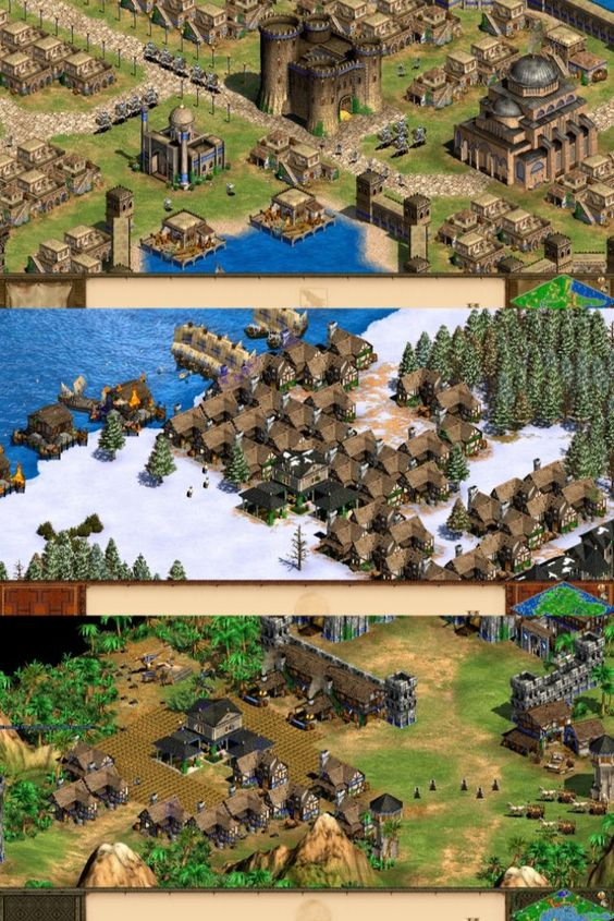 Age of Empires II HD Edition Game Screenshots