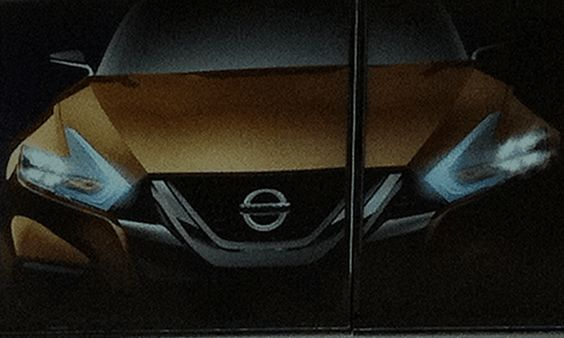 #Nissan showed sketches of new four-door sedan concept  http://www.4wheelsnews.com/nissan-showed-sketches-of-new-four-door-sedan-concept/