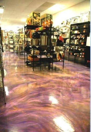 Cool floors jazzy concrete pinterest floors for Cool floor designs