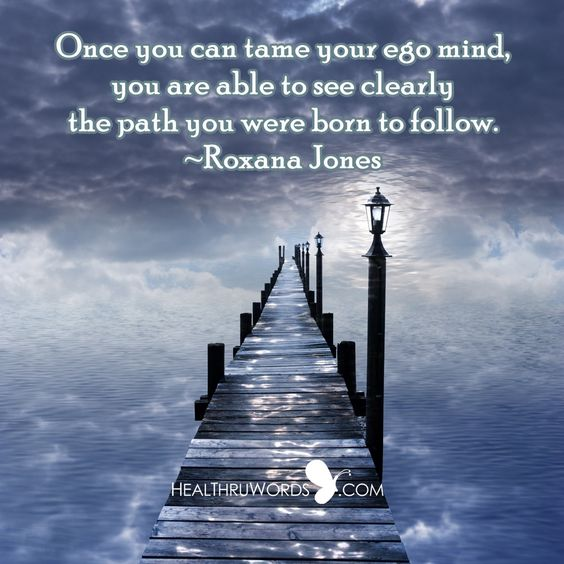 Daily #Inspiration:  Taming the Ego