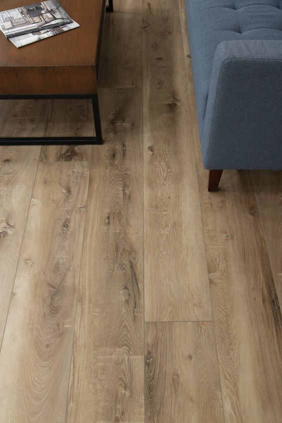 Seaboard Oak Cali Vinyl Longboard - Vinyl Plank Flooring - Cali Bamboo