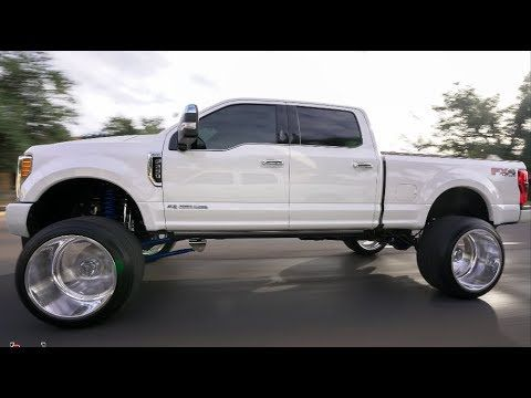 Latest Dodge Ram How A 2017 F250 Platinum Is Built 8 Inch