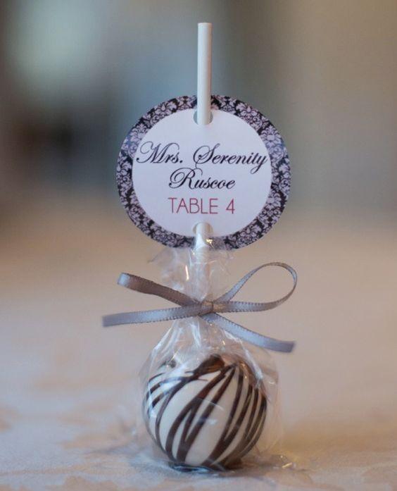 Gastgeschenke für die Hochzeit - miss solution Hochzeitsinspirationen: