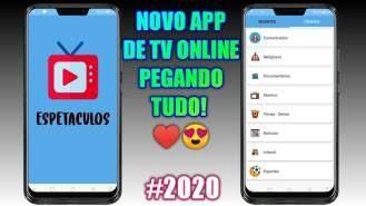 App De Tv Online 2020 Espetaculos 1 0 Novo 2020 Em 2020