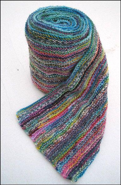 Reste schal crochet pinterest for Moderne schals stricken