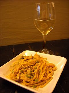 Food, Wine, and Fun Times: Easy Weeknight Chicken Tetrazini