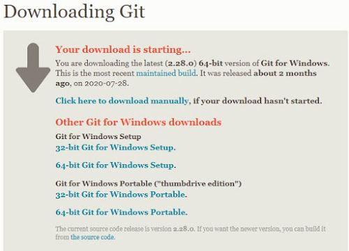 Cara Install Git Di Windows Panduan Tutorial Git Perangkat Lunak Linux Inspirasi