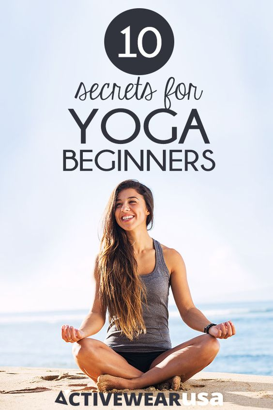 10 Secrets for Yoga Beginners