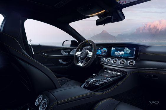Mercedes-Benz AMG GT 63 S | CGI on Behance