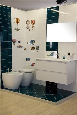 Ceramica bardelli le macchine volanti mobile berloni bagno sanitari flaminia link ambientazione - Bardelli ceramiche bagno ...