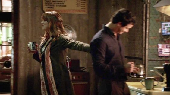 Episode 19- Young Hearts Spark Fire-- Touching! #TeamScorpion #Waige #ScorpionCBS